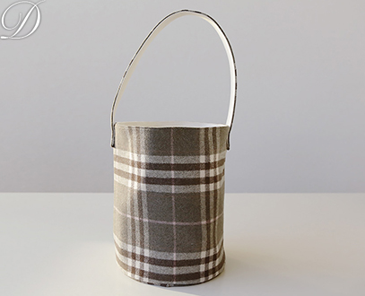 * Completed in stock * [D] Check crowed bucket bag